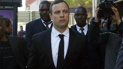 Oscar Pistorius 5 ans prison