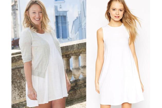 Ludivine Sagnier : une robe d'été