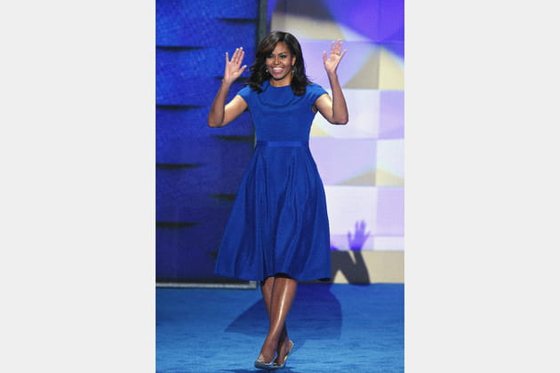 Michelle Obama le 25juillet 2016