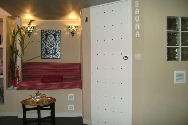 Spa et salon marocain privés