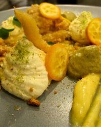 une tarte renversée de juan... au citron !