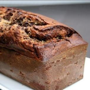 cake marbré 'merano' café-noisettes-chocolat