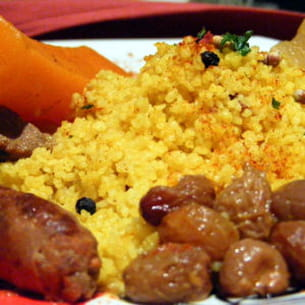 couscous simple sans couscoussier