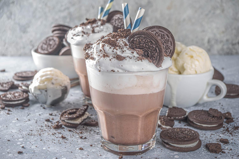 La marque de biscuit Oreo a ouvert son premier café