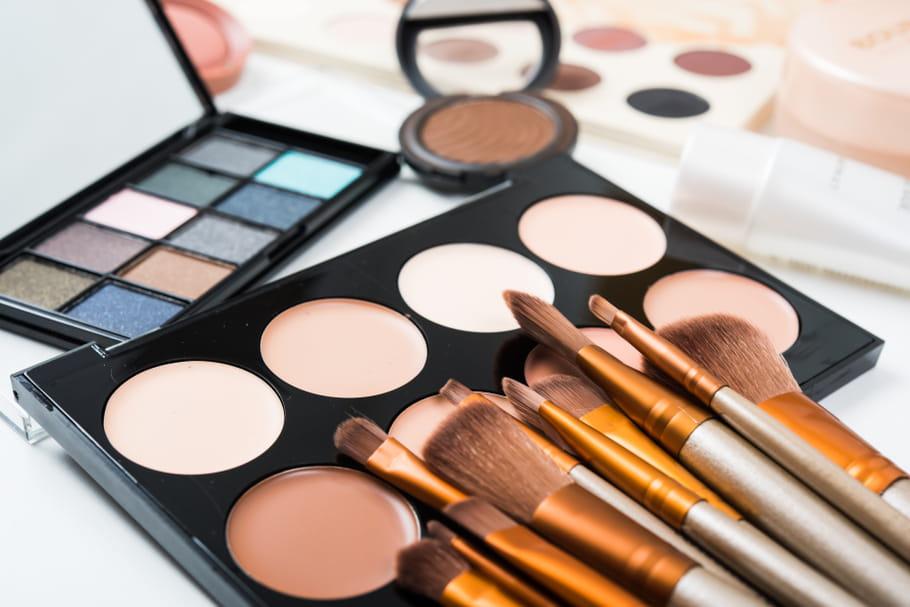 Meilleure palette de maquillage: les incontournables du moment