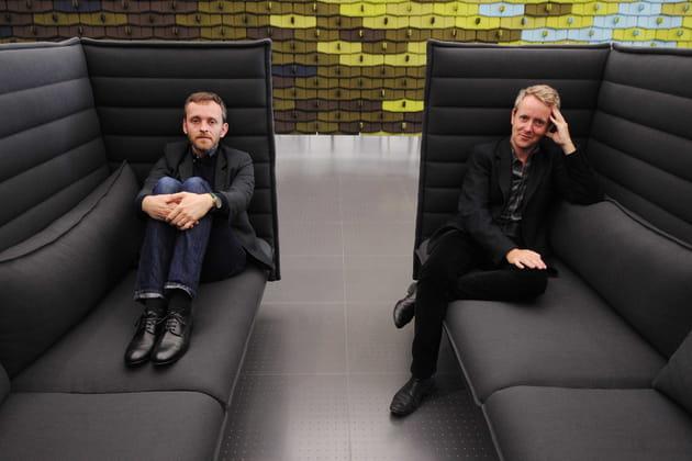 Designers de l'année: Erwan et Ronan Bouroullec