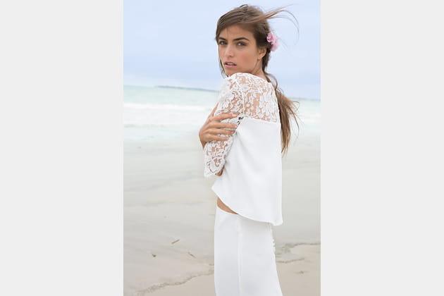 Robe de mariée Denzel, Fabienne Alagama