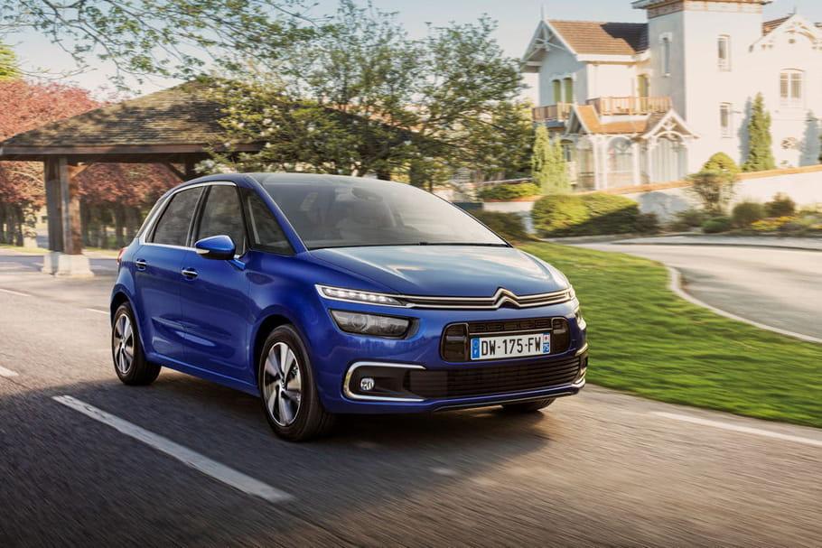 J'ai testé pour vous... le Nouveau Citroën C4Picasso