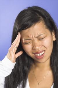 Les symptômes d'une congestion cérébrale sont mal connus