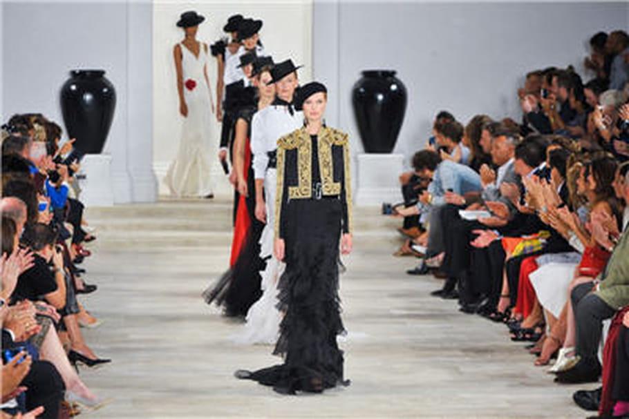 Fashion week: défilé caliente chez Ralph Lauren
