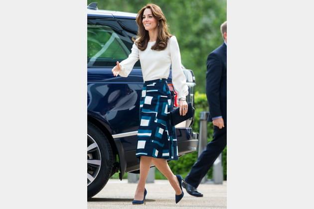 Kate Middleton le 16mai 2016