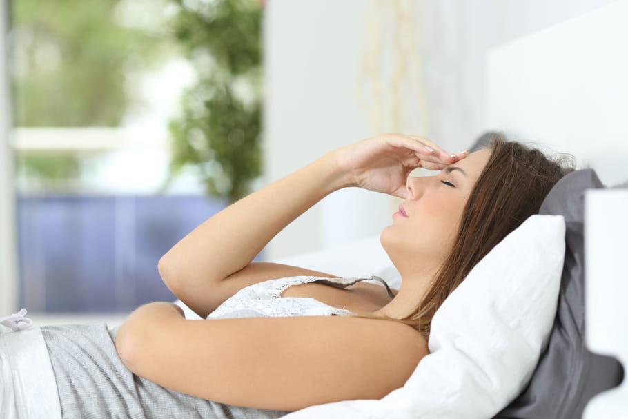 Enceinte, comment se sentir moins fatiguée?