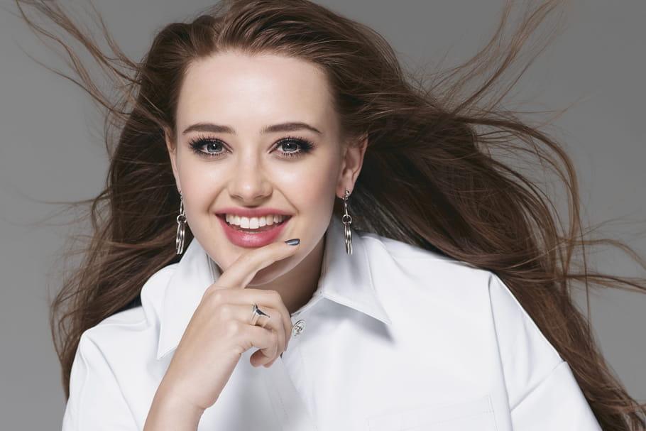 Katherine Langford devient le nouveau visage de L'Oréal Paris