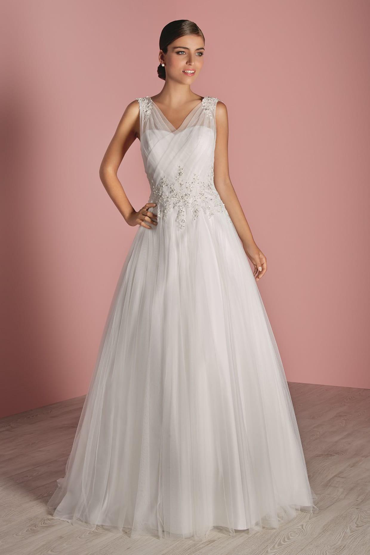 Robe de mariée Lenvoutante