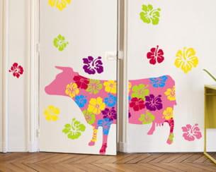 sticker 'cow' de lyonel maillot cheznouvelles images