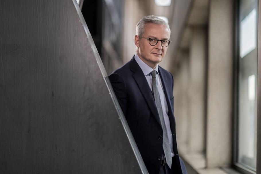 """Bruno Le Maire, un """"scorpion"""" malade et anti-Castex? Son infection et ses vues sur Matignon"""
