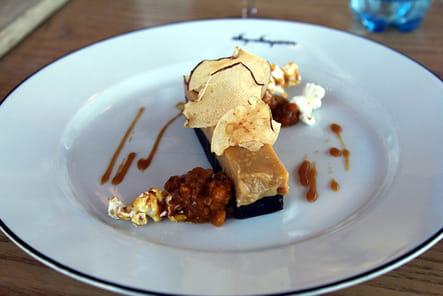 Un dessert qui place la barre haute