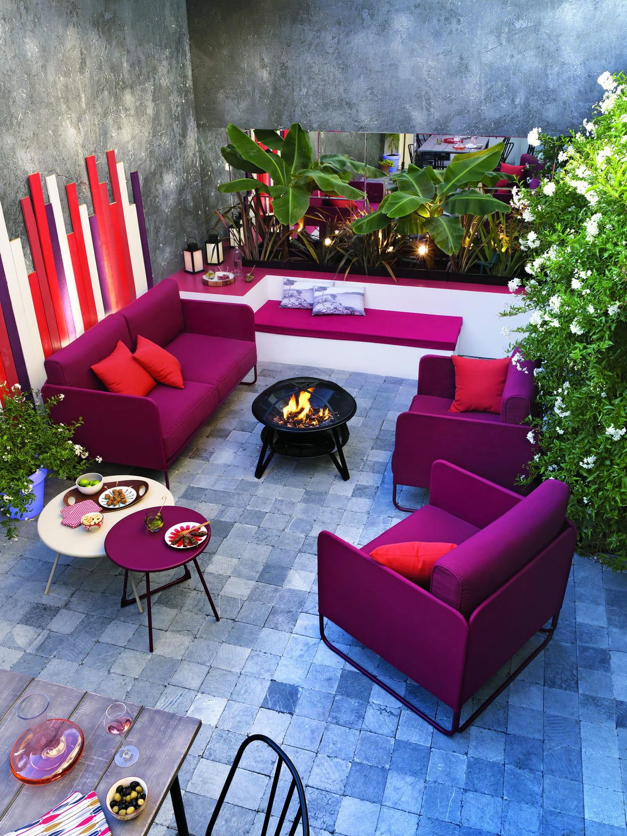 salon blooma malo de castorama. Black Bedroom Furniture Sets. Home Design Ideas