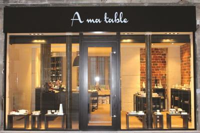 a ma table boutique