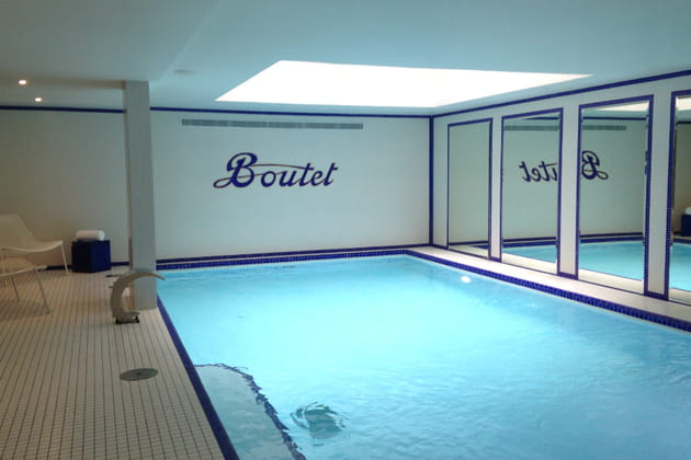La piscine Art déco