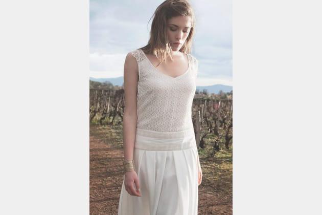 Robe de mariée Hemingway, Aurélia Hoang