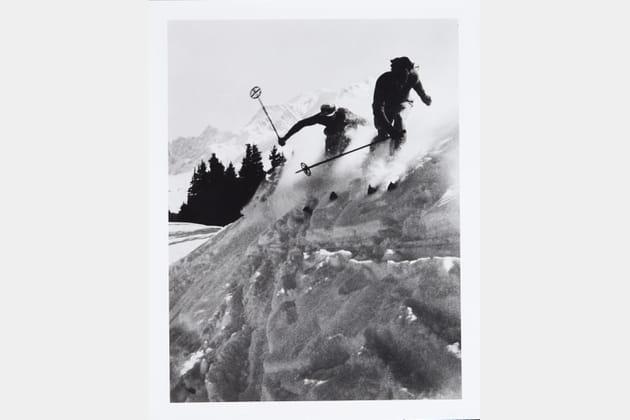 Megève,1938