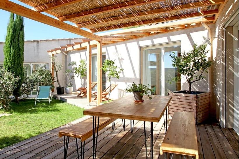 Terrasse en bois: 44ambiances canon à copier