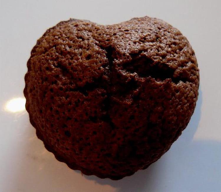 Petit Gateau Au Chocolat Fondant Idee D Image De Gateau