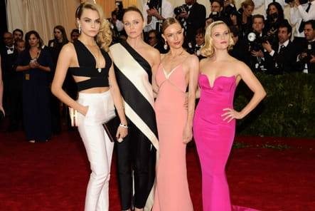 Cara Delevingne, Stella McCartney, Kate Bosworth et Reese Witherspoon