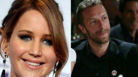Jennifer Lawrence Chris Martin couple