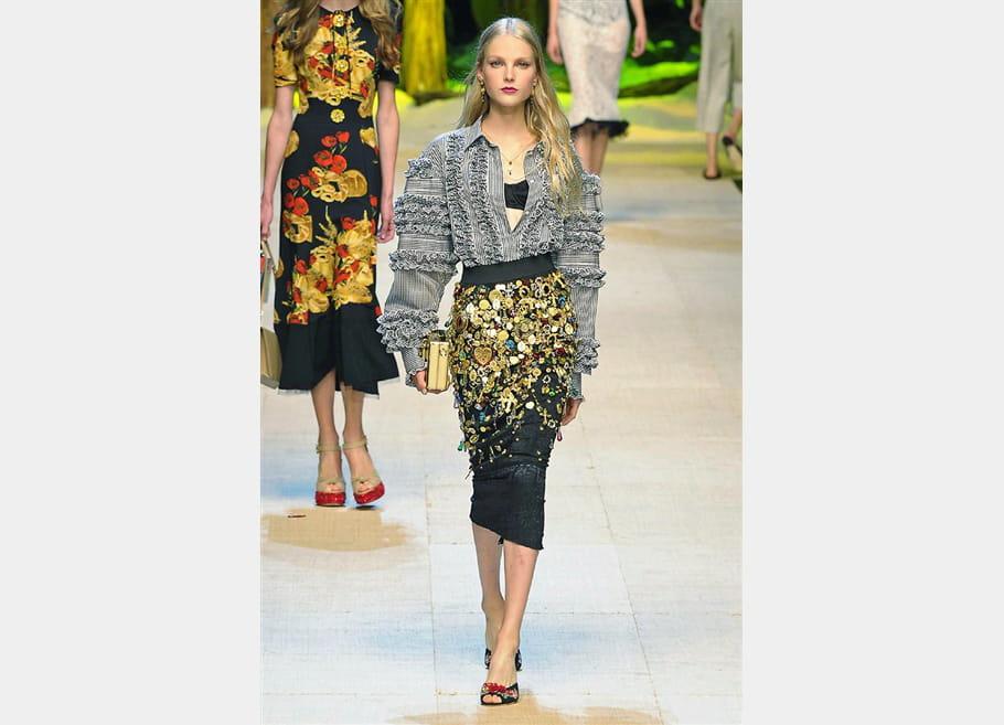 Dolce & Gabbana - passage 74