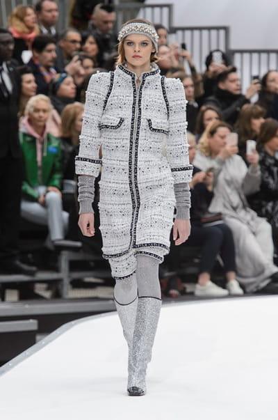 Chanel - Automne-Hiver 2017-2018