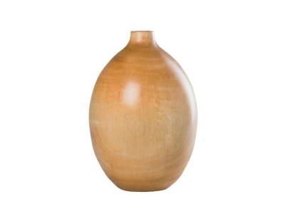 vase en bois de manguier d'alinéa