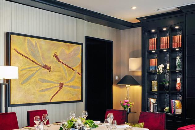 Hôtel Tiffany à Genève signé de la maison Tiffany