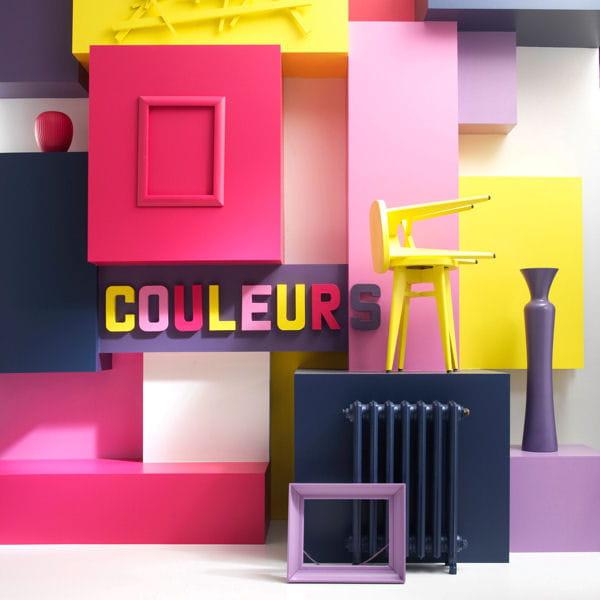peinture colours violette de castorama. Black Bedroom Furniture Sets. Home Design Ideas