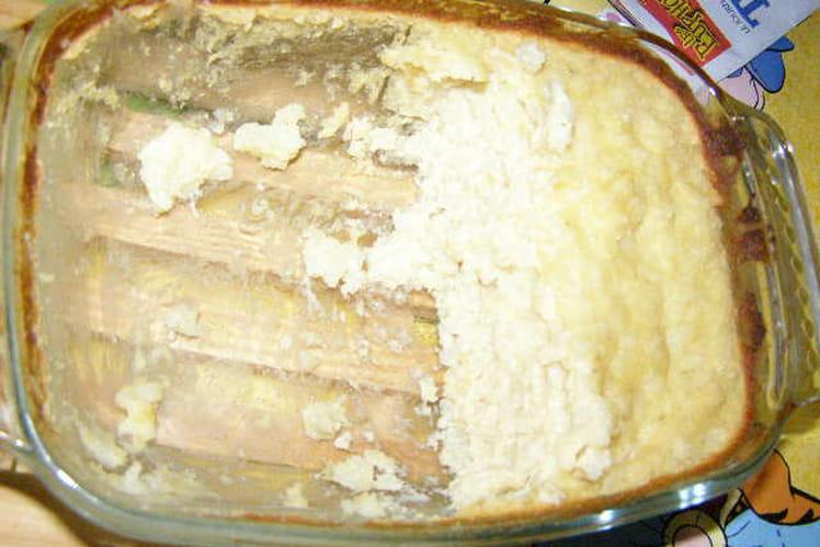 Gateau de riz pomme-amande