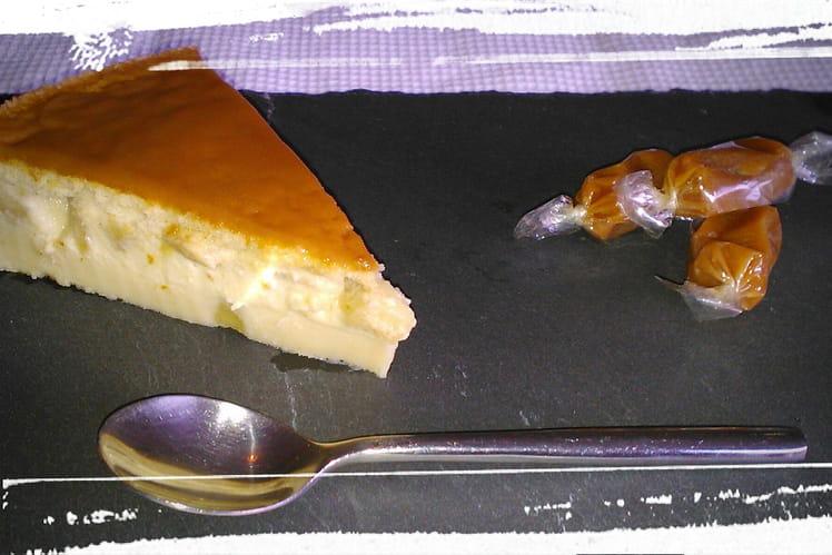 Gâteau magique pommes salidou