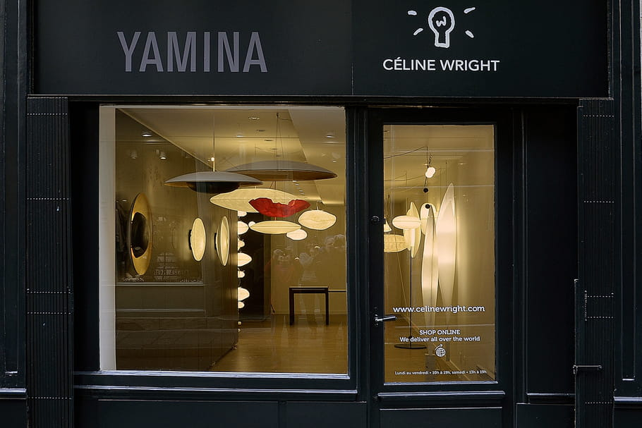 Céline Wright ouvre un showroom à Paris