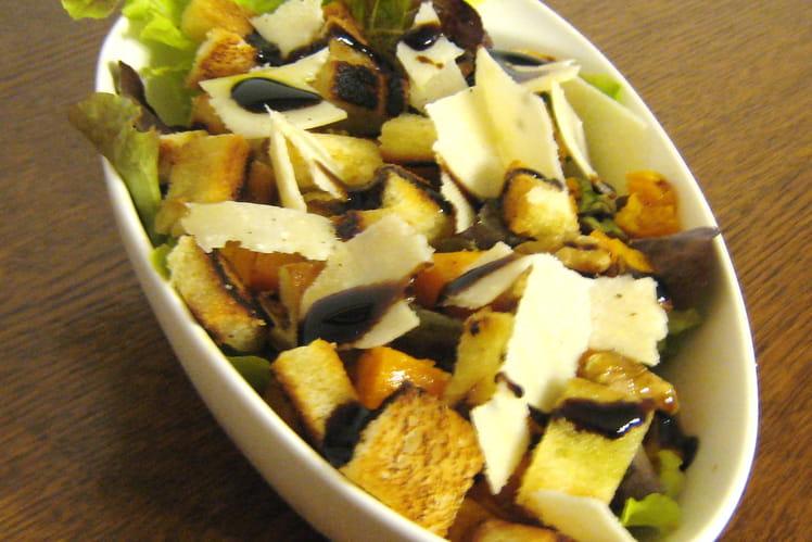 Salade de courge butternut