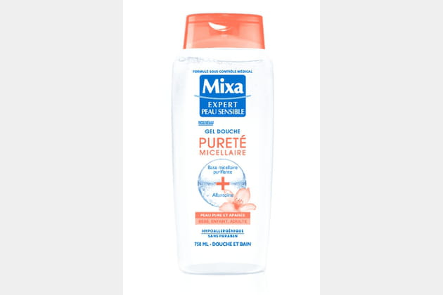 Douche pureté micellaire apaisante Mixa