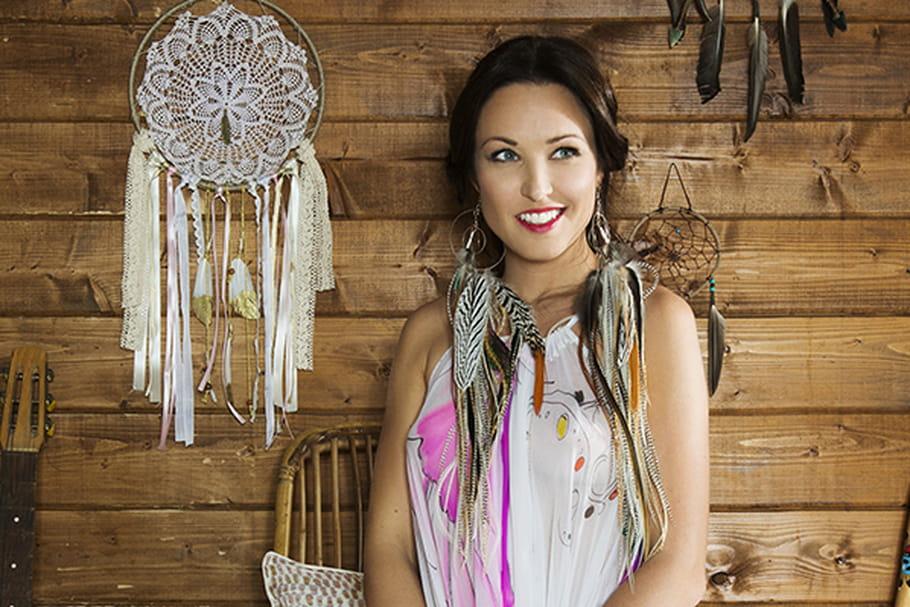 Natasha St-Pier, Acadienne épanouie