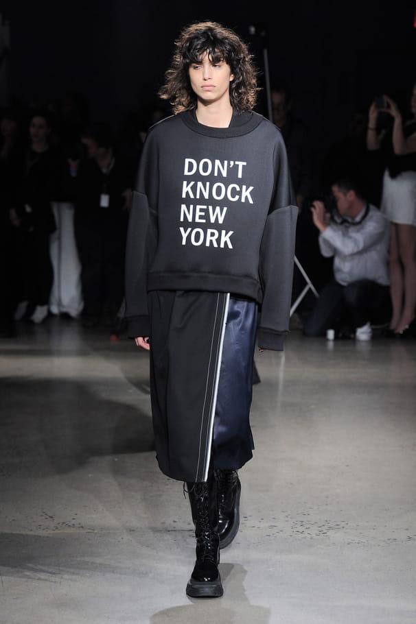 Défilé DKNY