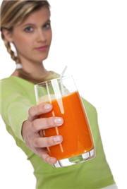 un petit jus de carotte pour combattre vos aphtes ?
