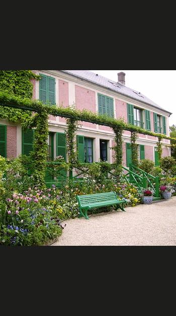 Chez Claude Monet à Giverny