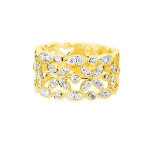 bague collection diamants de rosée de didier guérin