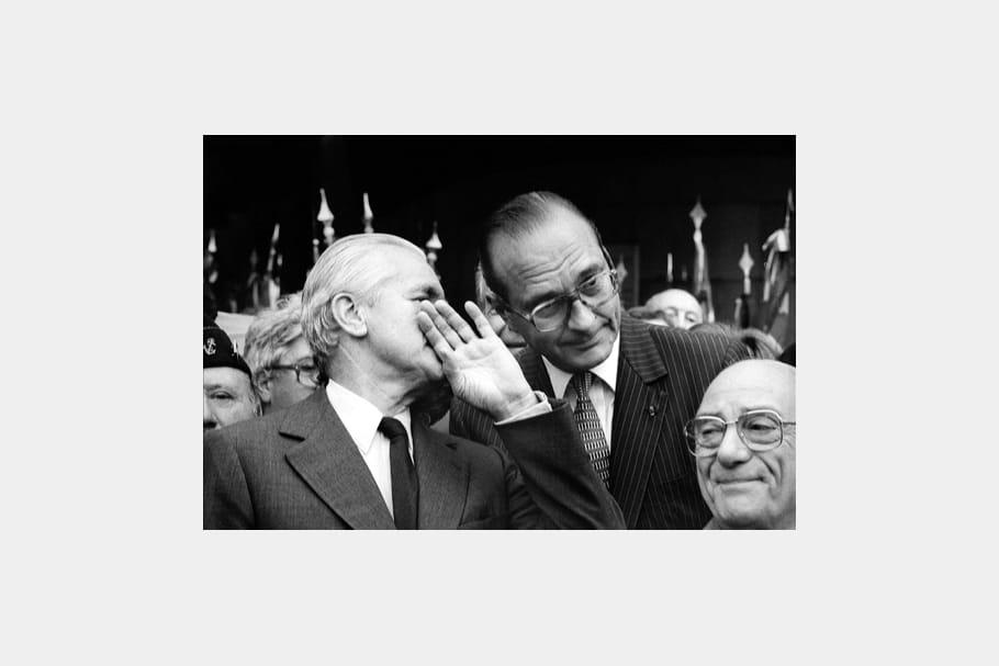 Jacques Chirac, les coulisses du RPR