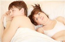 souvent lors des premiers rapports, il est difficile de contrôler l'éjaculation.
