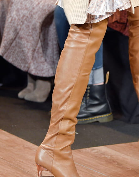 Best-of chaussures des défilés prêt-à-porter automne-hiver 2015-2016 de New York