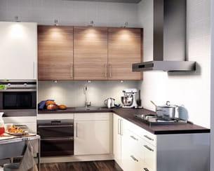 esprit vintage dans la cuisine. Black Bedroom Furniture Sets. Home Design Ideas