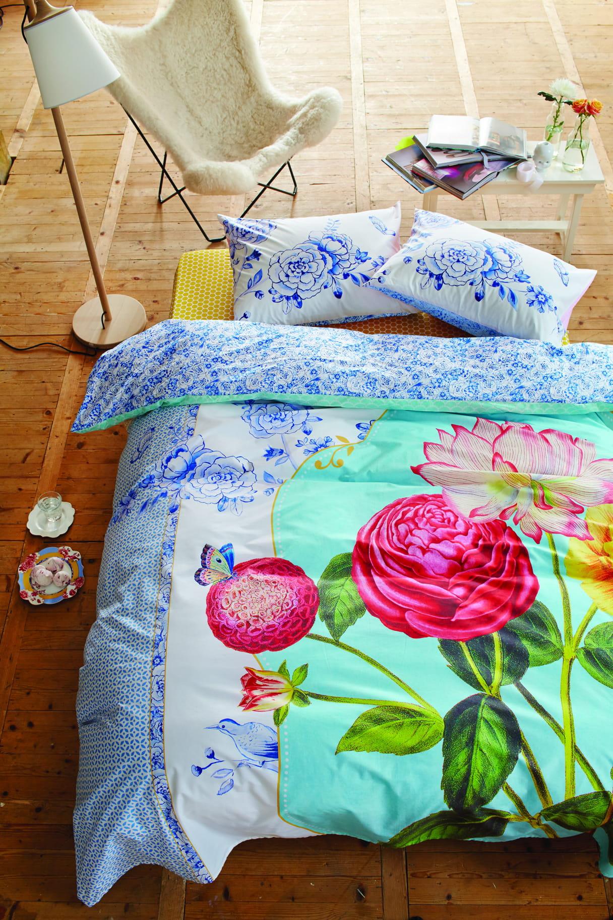 linge de lit royal porcelain de pip studio. Black Bedroom Furniture Sets. Home Design Ideas